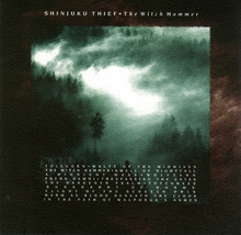 Shinjuku Thief - The Witch Hammer CD OOP!  Goth-Industrial - $7.00