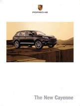 2007/2008 Porsche CAYENNE brochure catalog US 08 V6 S Turbo - $10.00