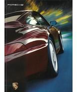 1995/1996 Porsche 911 CARRERA brochure catalog US 4 TURBO 993 - $12.00