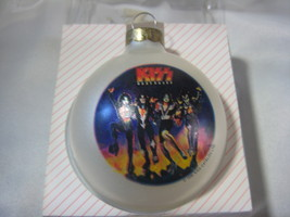 Kiss Christmas Ornament Collectible - $15.00