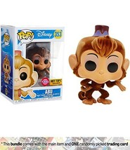 Abu [Flocked] (Hot Topic Exclusive): Funko POP! Disney x Aladdin Vinyl F... - $34.99