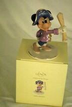 Lenox 2019 Ahoy Mickey Pirate Figurine NIB - $20.09