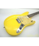 Fender Usa Electric Guitar Stratocasterdz0255686 Us Cyclone Ylw Limited ... - $1,536.54