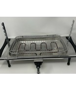 Vintage WEST BEND 15414 Electric Broiler Indoor BBQ Grill (19-625) - $66.49