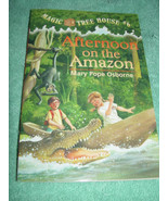 Afternoon On The Amazon Mary Pope Osborne 1995 - $14.00