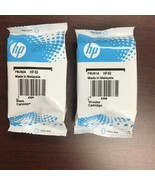 HP 63 Black & Color Ink Cartridge combo Exp Date 2022 L0R46AN - $37.99