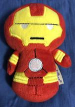 Hallmark Itty Bitty Bittys Original Iron Man Plush Stuffed Doll Beanie - $4.45