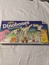 DINOBONES Vintage Dinosaurs Family Board Game Boxed and Complete 1987 Wa... - $25.95