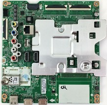 Lg EBU64688503 EAX67872805 Main Board For 43UK6500AUA Buswljm Replacement - $35.63