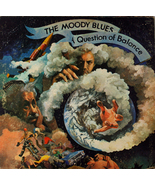 The Moody Blues - A Question of Balance LP Threshold - $5.00