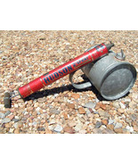 Old Metal 1954 Hudson sprayer duster Red mister bz - $54.99