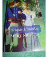 The Captain's Mysterioes Lady Mary Nichols Paperback - $4.99