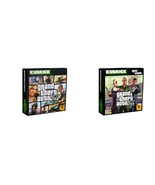 Grand Theft Auto V + Heist Edition Kubrick Box Set BUNDLE - Rockstar Gam... - $234.99