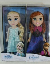 Disney Frozen Toddler Elsa Or Anna You Choose Doll Jakks Christmas Gift New - $39.99