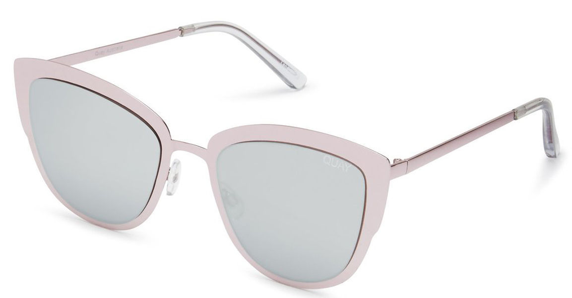 761400e58c459 NEW QUAY Super Girl Pink Silver Mirror and 43 similar items