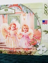Dona Gelsinger Grow With Faith Round Jigsaw Puzzle 500 Pieces  - $14.50
