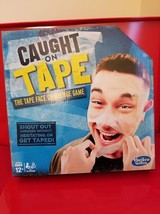 Caught on Tape Face Challenge Game - Party Gifts - New in Box - $18.76