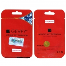 GEVEY RED SUPREME PLUS WITHOUT ANY OPERATION SIM CARD (UNLOCK YOUR PHONE) - $11.95
