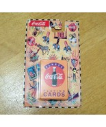 Vintage Mini Always Coca-Cola Playing Cards on ... - $3.99