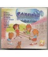 Childrens 2 X Cd Songs In Spanish Sealed (2005)... - $18.99