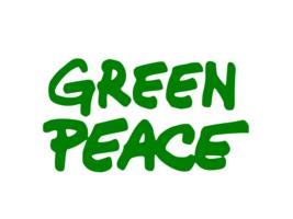 GREEN PEACE Activist Earth First Vinyl Decal Car Wall Window Sticker CHO... - $2.44+