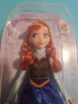 Disney Hasbro - Frozen Classic Fashion Doll Anna  Frozen Toy - $12.86