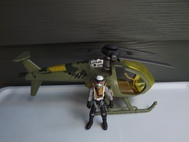 The Corps Modern Corps Lanard Special Forces Pilot with Helicopter - $23.36