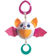 Tiny Love Oscar The Bat Rattle Toy - $11.90