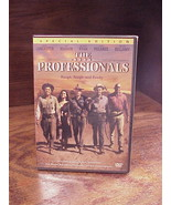 The Professionals Western DVD, Sealed, 1966, with Burt Lancaster, Lee Ma... - $9.95