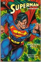 Superman/Doomsday: Hunter/Prey Book Two [Comic] [Jan 01, 1994] DC - $6.85