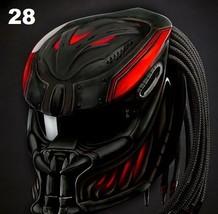 The King Predator Helmet Wars Motive (Dot & Ece Certified) - $250.00