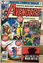 AVENGERS #197 (1980) Marvel Comics VG - $9.89