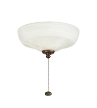 Kichler 338154MUL Signature Fan Accessory 13in Multiple Steel 3-light - $156.50