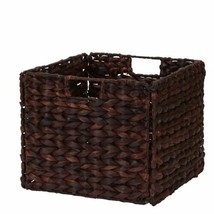 Woven Basket Storage Bin Keeper Box Carry Organizer Holder Toys Book Dec... - $46.48