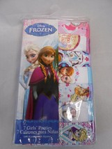 Disney Niñas 'Frozen Seven-Pack Bragas Set - $65.71