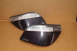 08-10 BMW E60 LED Tail Light Lamps Set Pair Left Right LH & RH - Smoked image 10