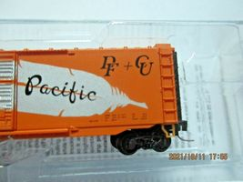 Micro-Trains # 50500482 Western Pacific  50' Standard Boxcar Z-Scale image 3