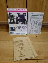 Simplicity 2008 Accessories For Wheelchair Walker & Lounge Chair 2822 On... - $11.08