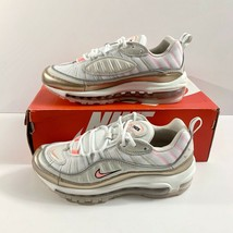 New! Nike Air Max 98 Women's Sneaker Size 7.5 Orewood Brown Lava Glow CI... - $93.50
