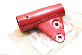Genuine Honda Super Sport 350 CB350 K4 Front Fork Upper Cover Right side... - $9.59