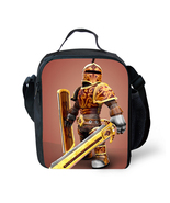 WM Roblox Lunch Box Lunch Bag Kid Adult Fashion Classic Bag Armour - $14.99