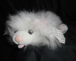 Vintage Heritage Ganzbros 1989 Googles Pink Bunny Baby Stuffed Animal Plush Toy - $27.12