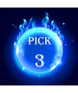 FRI-SUN  PICK ANY 3 $89,500 OR LESS FOR $159 EXCLUDES NO DEALS & MYSTICAL - $0.00