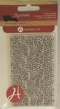 7 Gypsies Hampton Art Collections from the Journey Background Stamp