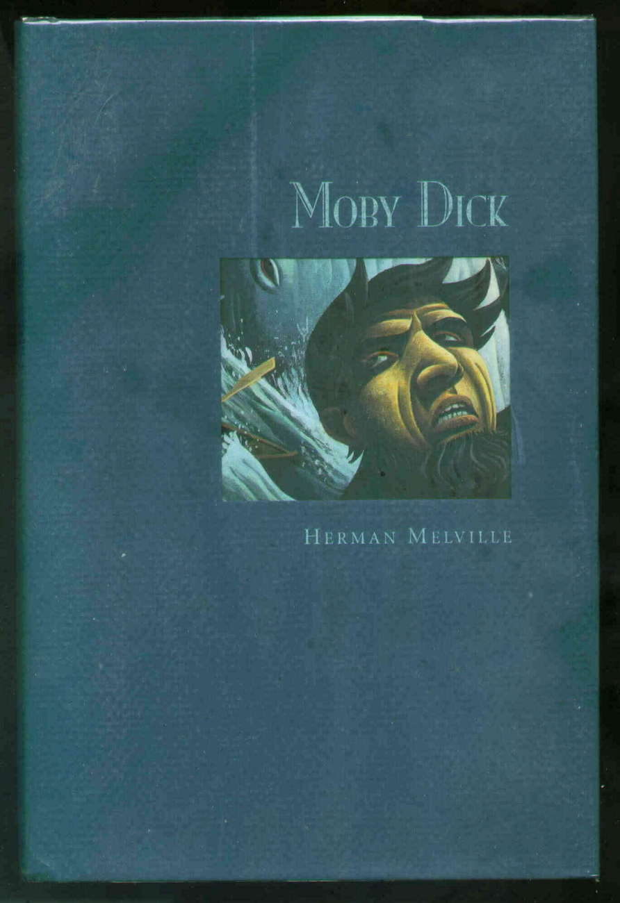 Primary image for Moby Dick by Herman Melville Collector's Item - 15% off!