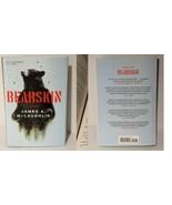 Bearskin: A Novel by James A. Mclaughlin (English) Hardcover Book Free S... - $19.59