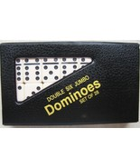 dominoes Tournament Size DOMINOS Ivory color Fr... - $21.95