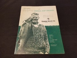 1964 Fifth Annual Scientific Anglers Inc Fly Fishing Hall Of Fame Bookle... - $21.26