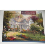 Thomas Kinkade Home Is Where the Heart Is  Book - $5.75