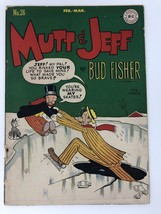 Mutt and Jeff (1939-65 All Am./National/Dell/Harvey) #26 - $19.80